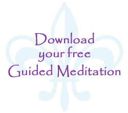 Download your free guided meditation with Pippa Neve